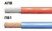 Одножильные провода с ПВХ изоляцией для электрических установок ГОСТ 6323-79