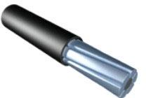 СИП-3 – провод одножильный с жилой из алюминиевого сплава, с защитной изоляцией из сшитого полиэтилена